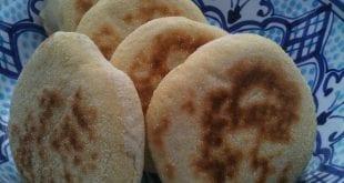 خبز المقلاة المغربي