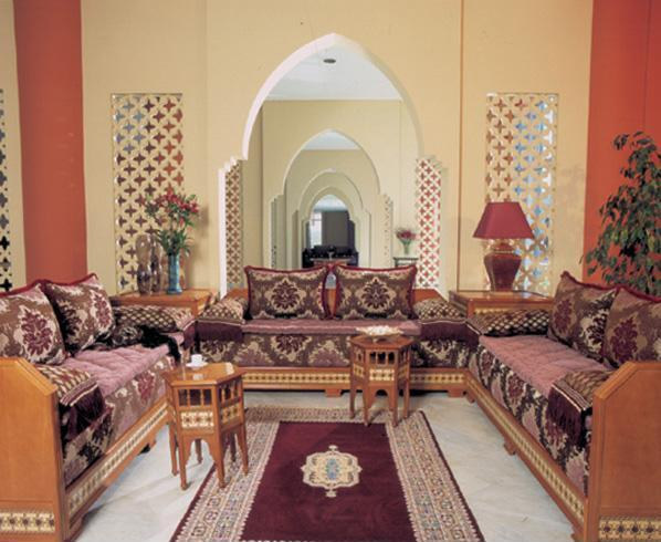 صالونات مغربية 2012 - 2