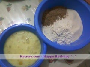 طريقة تحضير تورتة عيد ميلاد