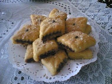 طريقة تحضير المقروط المغربي