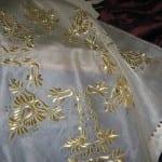 موديلات للطرز التركي باللون الذهبي 7