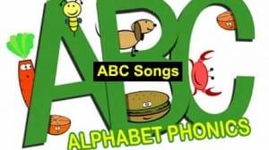 اغنية اي بي سي لتعلم الحروف الانجليزية