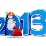 صور جميله بمناسبة راس السنة 2013 - 14