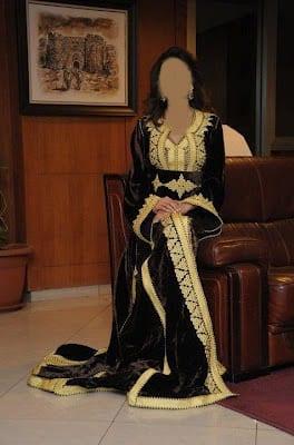 أحدث القفاطين و التكاشط المغربية لعام 2013 - 27