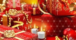 New Year أفكار لتزيين الهدايا لراس السنة