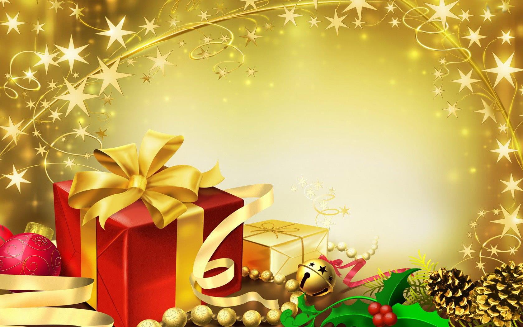 Idées pour la décoration des cadeaux de la New Year
