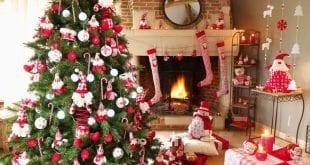 Idées pour la décoration du Sapin de noël pour la New Year