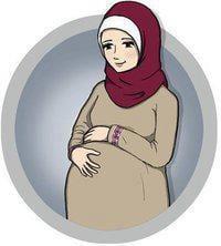 فوائد الصلاه للمراة الحامل 1