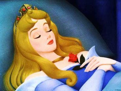 - قصص اطفال مصورة: قصة الاميرة النائمة - كاملة
