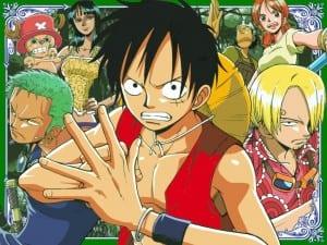الأنمي الياباني ون بيس - One Piece