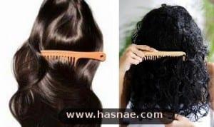 وصفات طبيعية و سهلة لنعومة و تكثيف الشعر