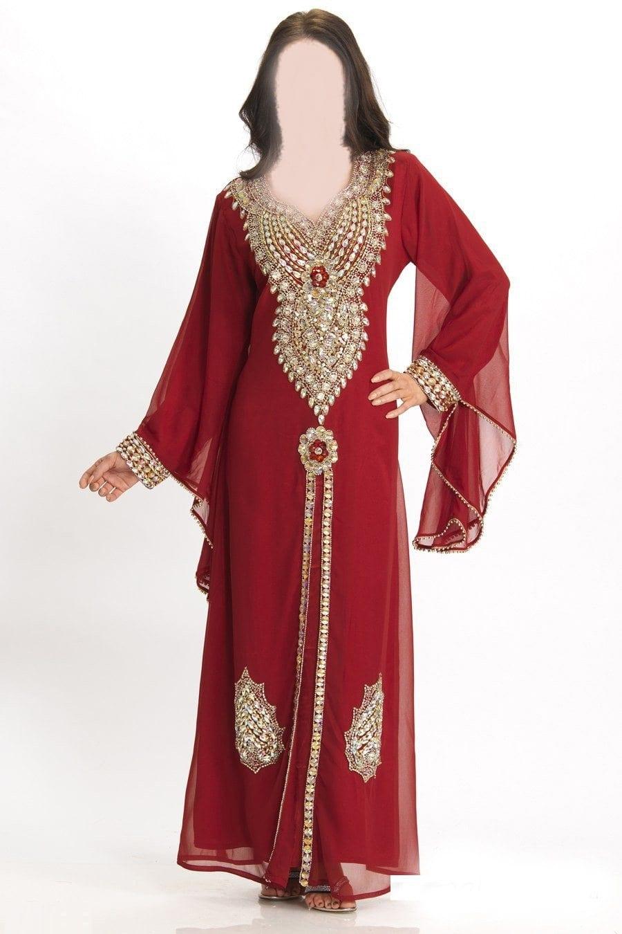 تشكيلة جميلة من القنادر الاماراتية لراس السنة 2013 - 13