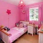 ديكورات جميلة بالون الوردي للبنات - 2