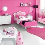 ديكورات جميلة بالون الوردي للبنات - 4