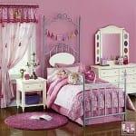 ديكورات جميلة بالون الوردي للبنات - 6