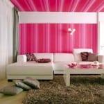 ديكورات جميلة بالون الوردي للبنات - 14