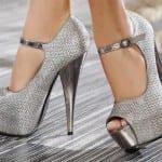 أحذية و صنادل نسائية لربيع 2013 - 9