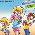 صور كاريكاتير عيد الأم 2013 - 4