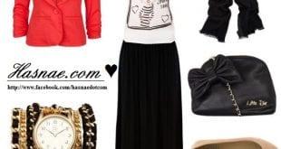 فساتين 2013 و أزياء للمحجبات - 1