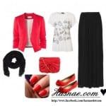 فساتين 2013 و أزياء للمحجبات - 3