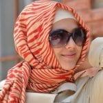 ربطات حجاب خطوة خطوة بالصور