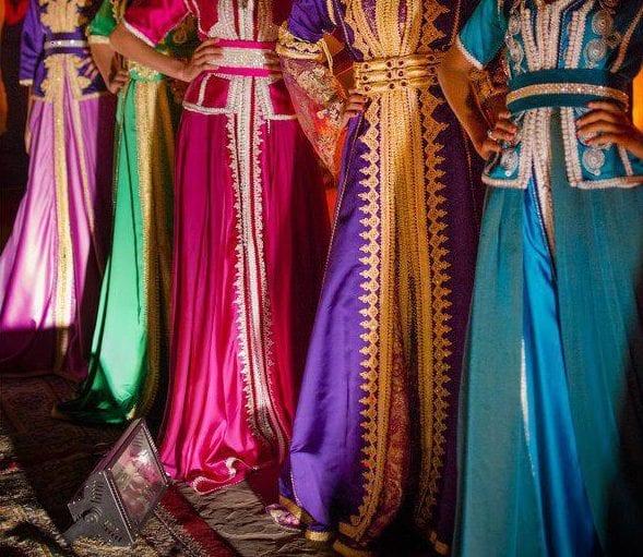قفاطين مغربية حصرية للربيع و الصيف