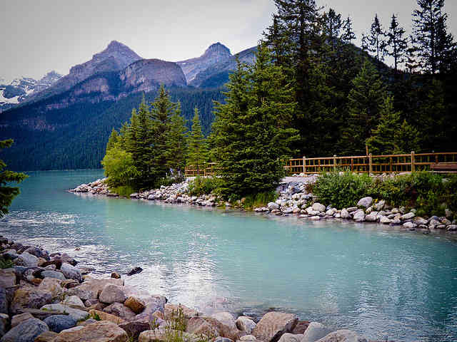 كندا - صور جميلة لأماكن في الدول العشر الاكثر جمالا في العالم