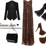 فساتين 2013 و أزياء أنيقة بألوان حيوية للمحجبات - 41