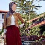 حجاب تركي 2013 اخر صيحات الموضة - 5