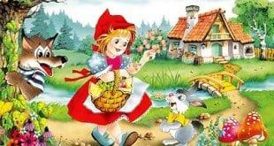 La petite chaperon rouge - قصص اطفال مصورة : قصة ليلى و الذئب