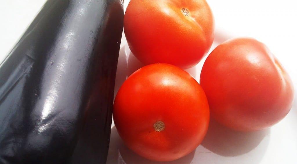 Salade aux Aubergines Marocaine - طريقة تحضير (زعلوك) سلطة الباذنجان المغربية