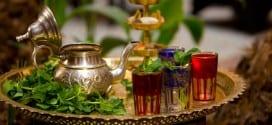 طريقة تحضير الشاي المغربي بالنعناع