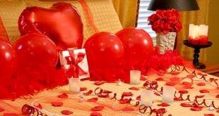 صور ديكور لافكار رومنسية لتزيين غرف النوم - 1