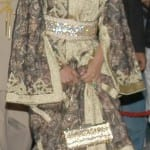 العائلة المالكة بالقفطان المغربي - 1