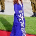العائلة المالكة بالقفطان المغربي - 11