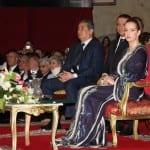 العائلة المالكة بالقفطان المغربي - 5