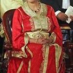 العائلة المالكة بالقفطان المغربي - 6