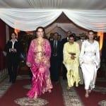 العائلة المالكة بالقفطان المغربي - 7