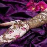 نقوش حناء 2013 للعروس - 9