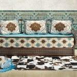 صالونات مغربية عصرية و تقليدية. صالونات مغربية جميلة و حديثة من عالم الديكور المغربي - 8