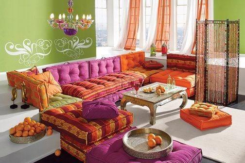 ديكور و صالونات مغربية 2013 - 2