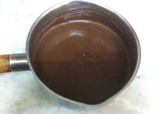 طريقة تحضير مهلبية بالشوكولاتة بالصور