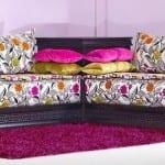 صالونات مغربية ديكور تقليدي Salons Marocains Beldi Nouvelle Collection Model 7