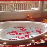 أفكار ديكور حمامات رومنسية - 1