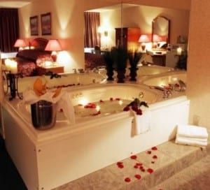 أفكار ديكور حمامات رومنسية - 4
