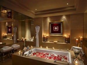 أفكار ديكور حمامات رومنسية - 7