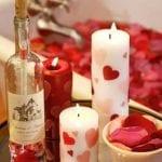 أفكار ديكور حمامات رومنسية - 8