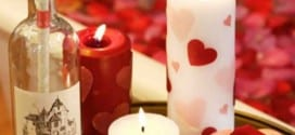 أفكار ديكور حمامات رومنسية