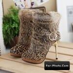 أحذية نسائية لخريف 2014 - 6