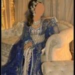 صور جميلة لقفطان العروس 2014 - 3